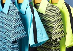 PGA TOUR Golf Polos for Boys