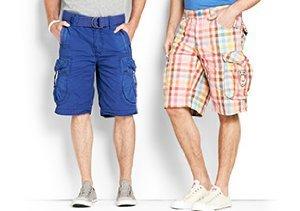 Summer Staple: Cargo Shorts