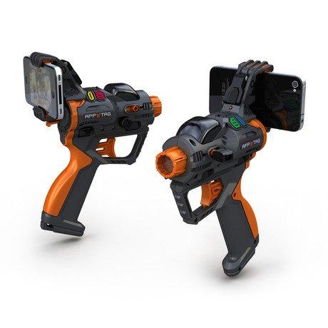 AppTag Laser Tag Gun // iPhone or Galaxy