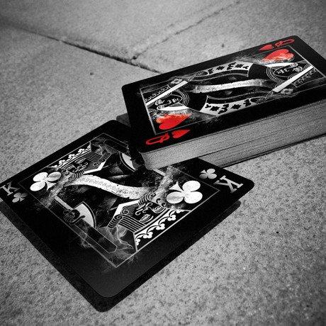 Arcane Black Deck + Arcane White Deck