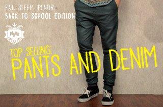 Top Selling: Pants & Denim