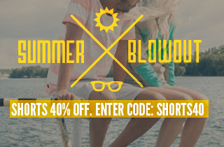 Shorts: 40% Off
