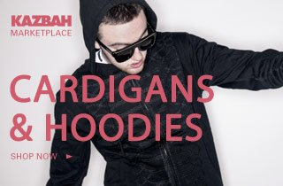 Marketplace: Cardigans and Hoodies