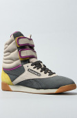 The Alicia Keys x Reebok Dubble Bubble Sneaker in Tribal Multi