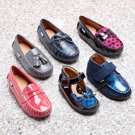 Better in Leather: Kids' Shoes