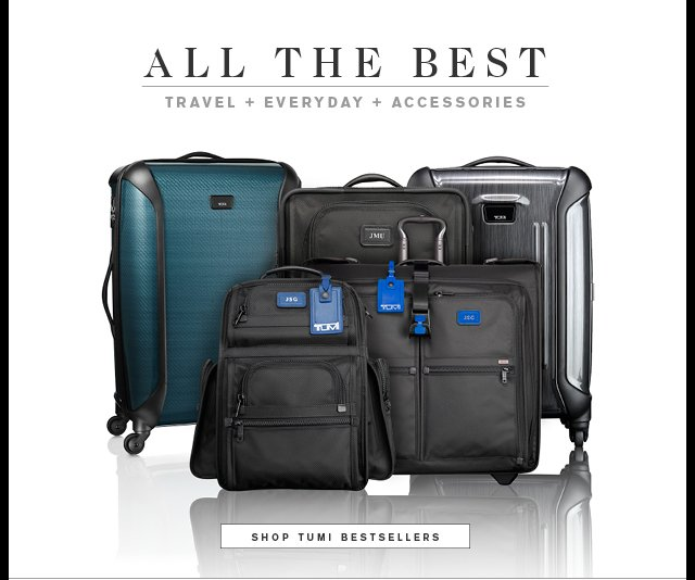 All the Best - Shop Tumi Bestsellers