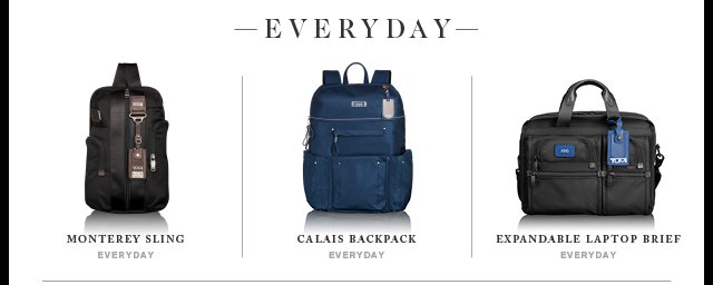 All the Best - Shop Tumi Everyday Bestsellers