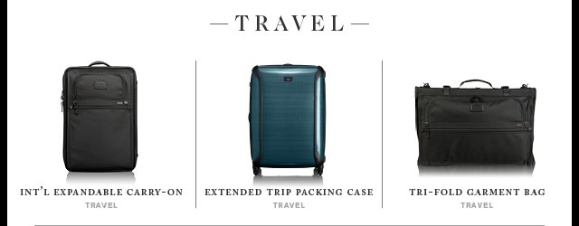 All the Best - Shop Tumi Travel Bestsellers