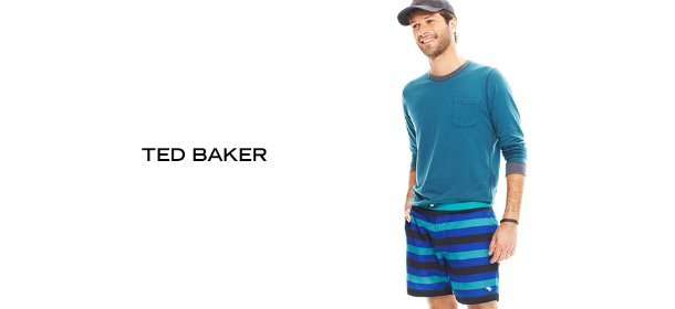 TED BAKER, Event Ends August 27, 9:00 AM PT >