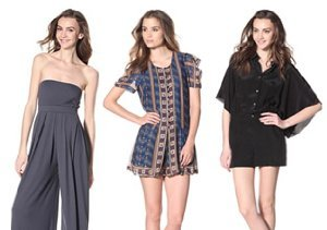 Endless Summer: Rompers & Jumpsuits