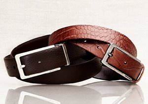 Shift Into Neutral: Belts