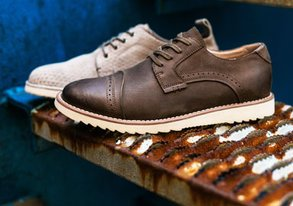 Shop Andrew Marc: Suede Brogues & Boots