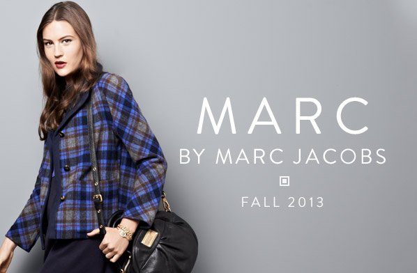 MARC BY MARC JACOBS - FALL 2013