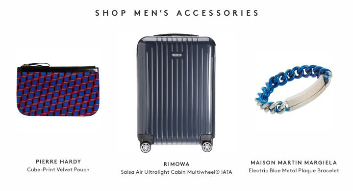Get away in style with Labor Day holiday-ready accessories.