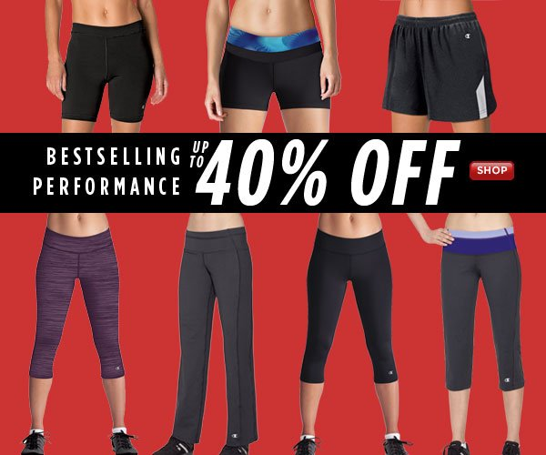 SHOP up to 40% Off Women's Bottoms