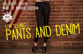 Top Selling: Pants & Denim