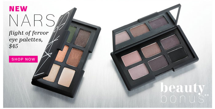 new nars shop now**