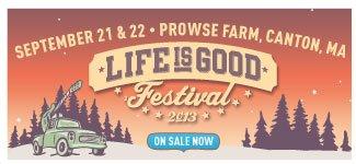 Life is good Festival