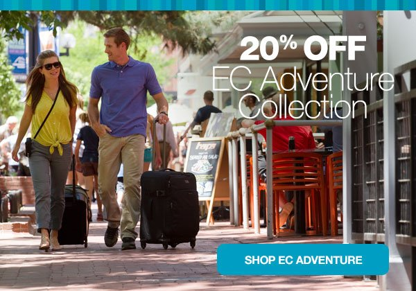 20% Off EC Adventure Collection