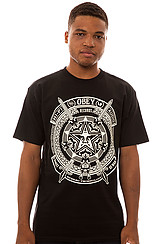 Obey Ghosts of War Tee in Black