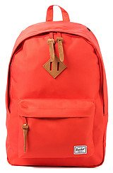 The Woodlands Backpack in Camper Orange