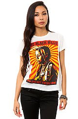Obey Awareness Black Hills Tee in Off White