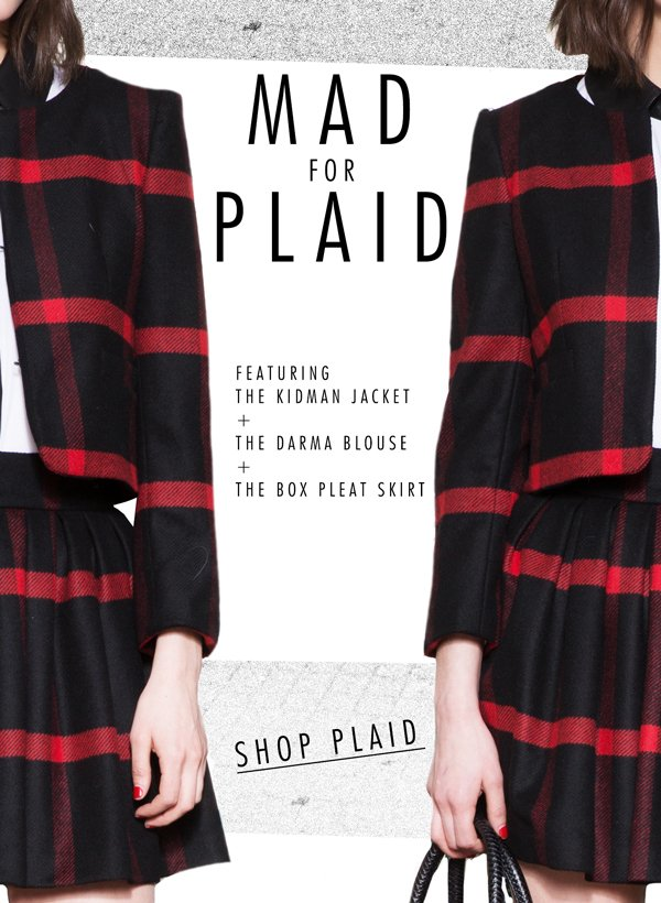 Shop Plaid