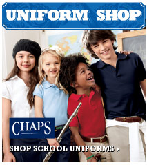 SHOP SCHOOL UNIFORMS