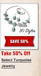 Select Turquoise Jewelry