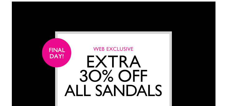 Click her to shop the sale.