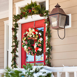 Winter Wonderland: Outdoor Décor