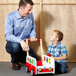 Pretend Play: Just Like Dad