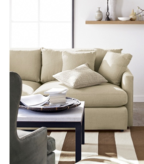 Lounge 93in Sofa $1444.15 $1699