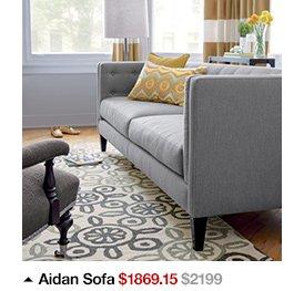 Aidan Sofa $1869.15 $2199