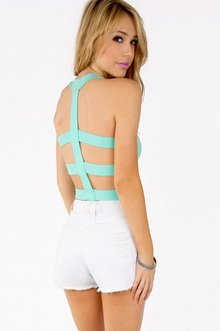 T-CAGED BODYSUIT 26