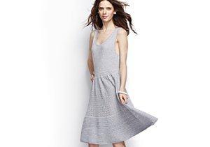 Fall Prep: Lightweight Knit Dresses & Tops