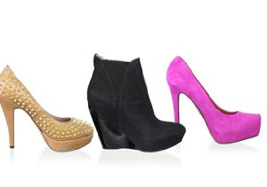 Fashion Forward: Buyers' Shoe Picks