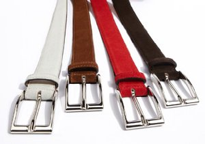 Fall Trend: Suede Belts