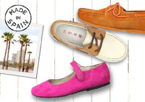 Made in Spain: W.A.G. Shoes for Kids