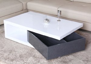 Design Trend: Glossy Modern Tables