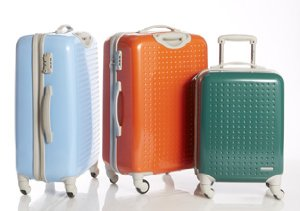 On-Trend Departure: Luxe Luggage