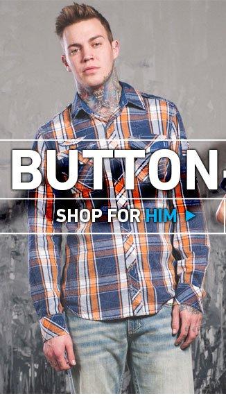 Button-Downs - Shop for Him