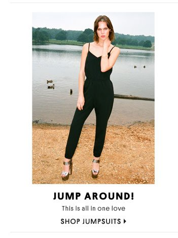 Jump around! - Shop jumpsuits