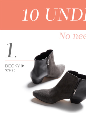 Shop Becky