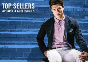 Shop Top Sellers: Apparel from $10