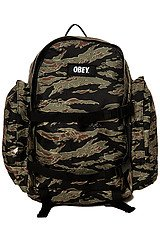 Obey Field Pack in Tiger Camo