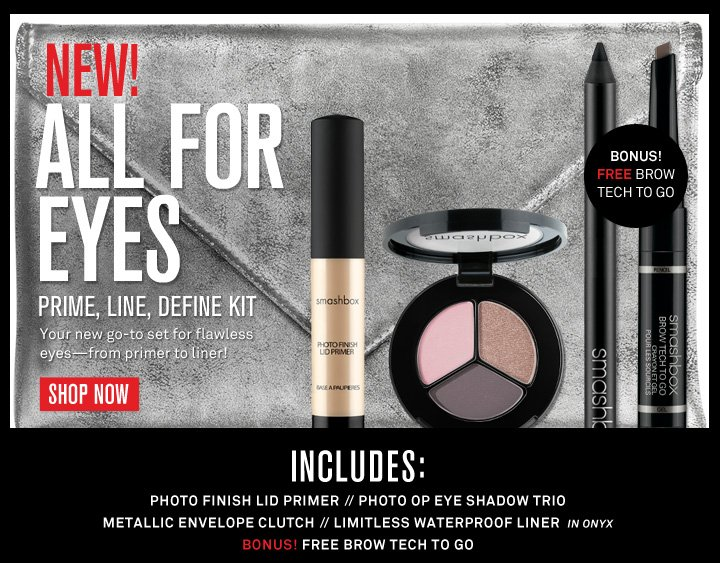 New! All For Eyes