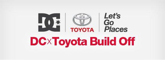 DC x Toyota Build Off