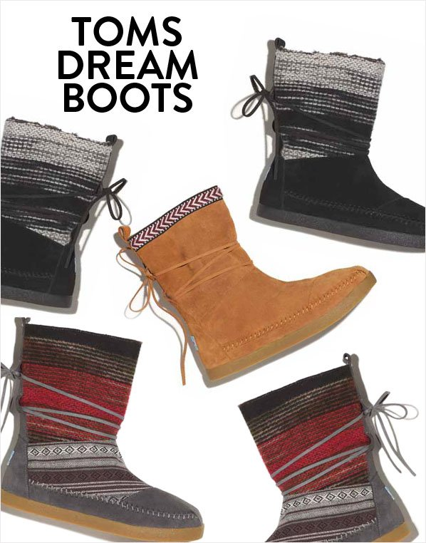 DREAM BOOTS