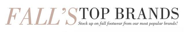 Shop Falls Top Brands